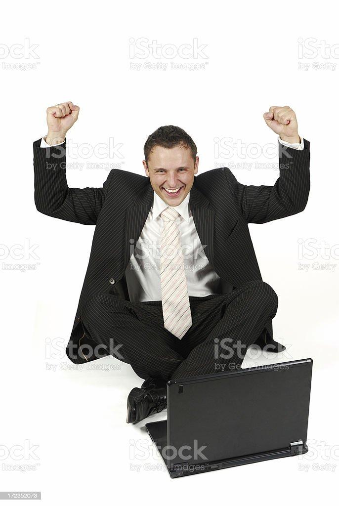 Buenas noticias foto de stock libre de derechos