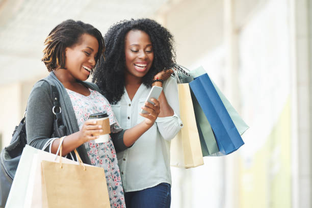 good news - shopping stock photos and pictures