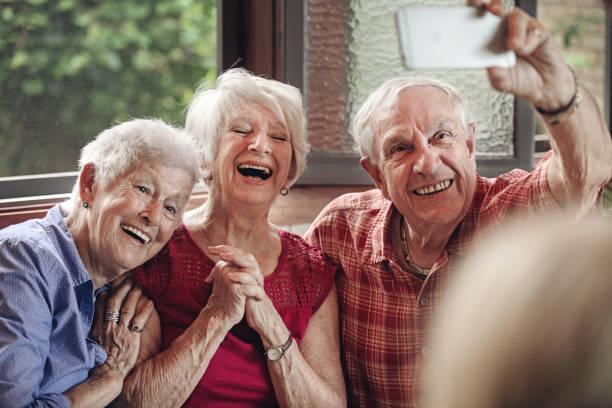 Gute alte Freunde – Foto