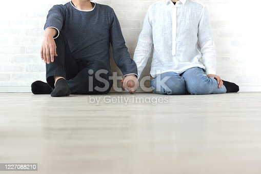 1125634038 istock photo Good relationship between man and woman images 1227088210