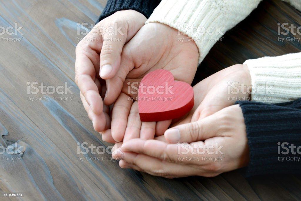 Bom relacionamento entre homem e mulher - foto de acervo