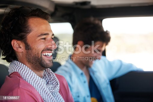 istock Good times with a great friend 181088837