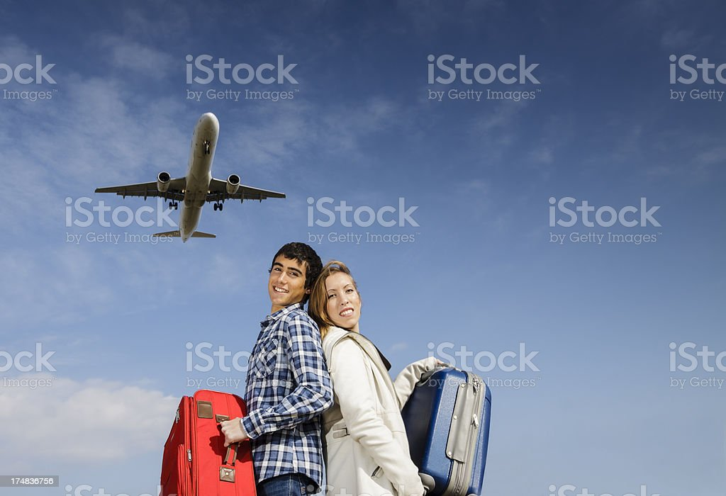 Good trip royalty-free stock photo