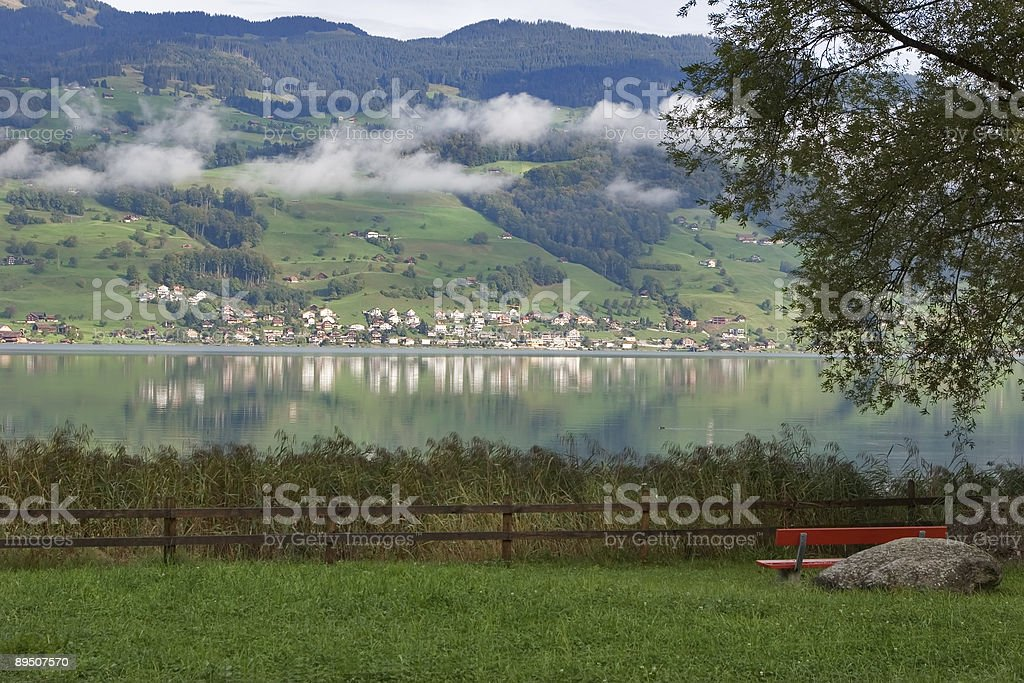 Good vacation spot royalty-free stock photo