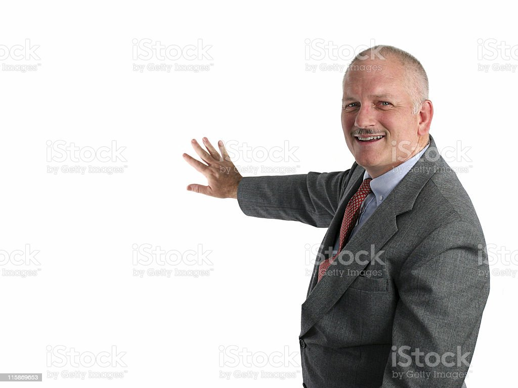 Good Weather Report royalty-free stock photo