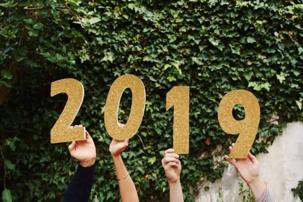 Auf Wiedersehen 2018-2019 willkommen! – Foto