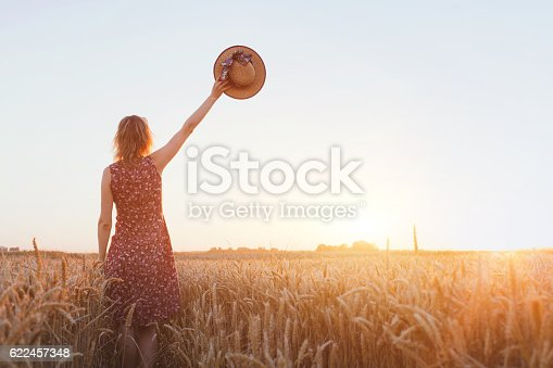 istock goodbye or parting concept, farewell background 622457348