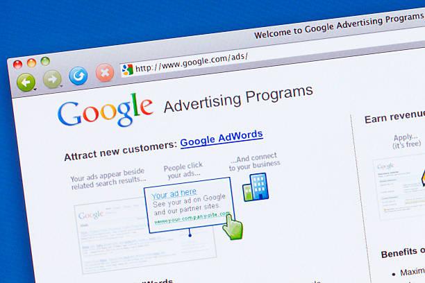 Google-Werbung – Foto