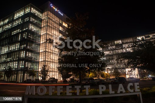 istock Google Cloud Office 1068871876