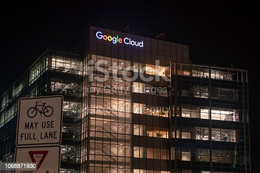 istock Google Cloud Office 1068871930