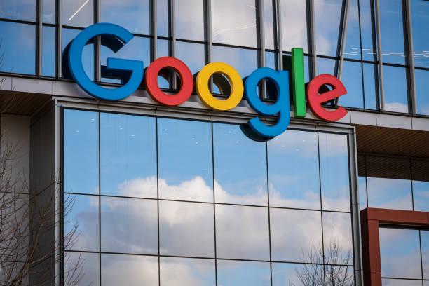 Google Cloud stock photo