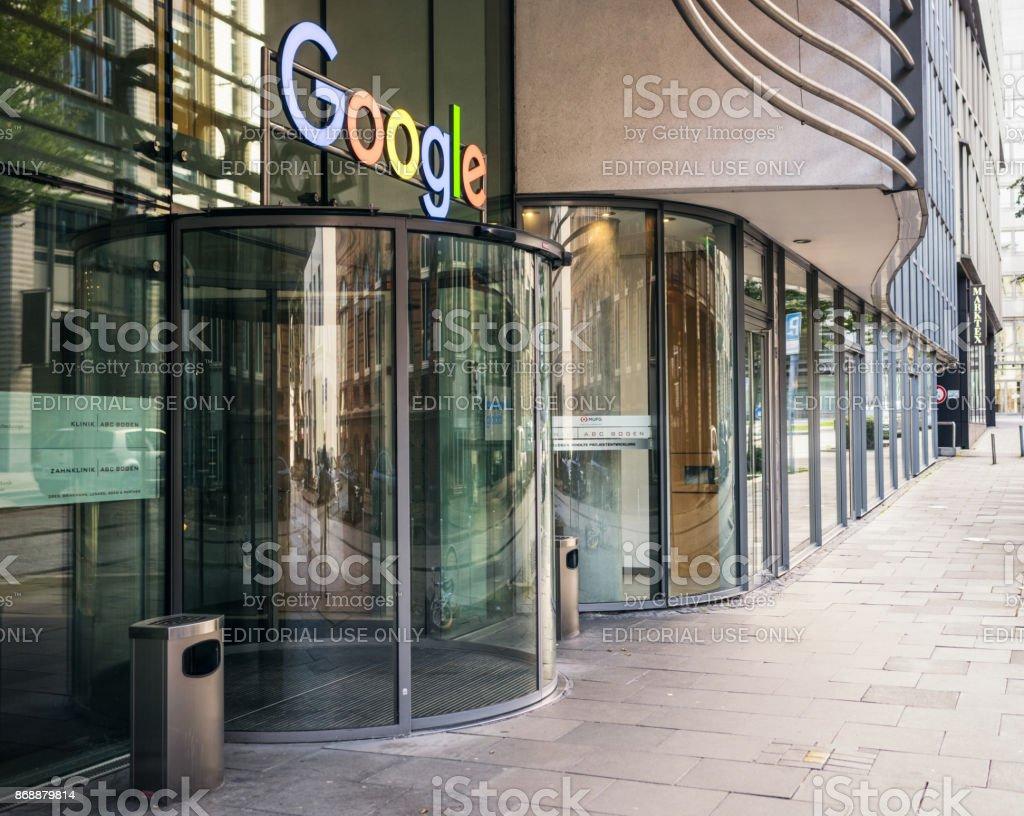 Google-Büro in Hamburg, Deutschland – Foto