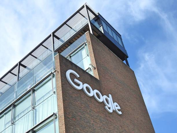 Google Offices, Dublin 13th May 2019, Dublin, Ireland. The Google European headquarters office blocks in Dublin's Docks. google stock pictures, royalty-free photos & images
