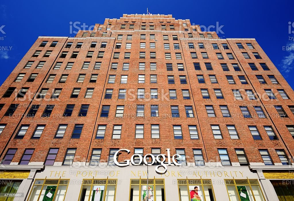 Google Offices royalty-free stock photo