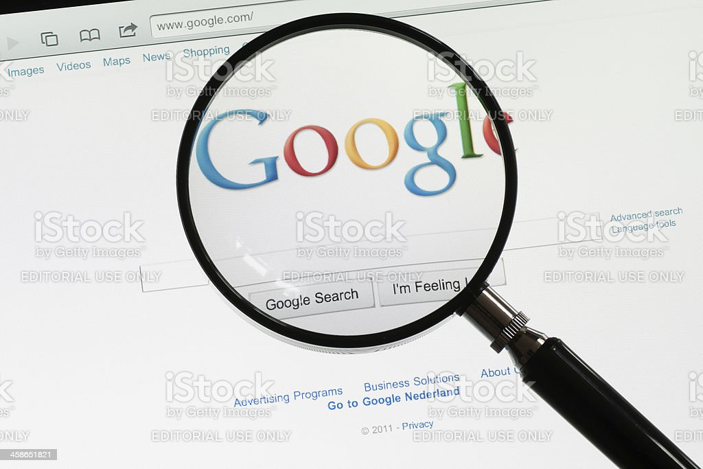 Google stock photo