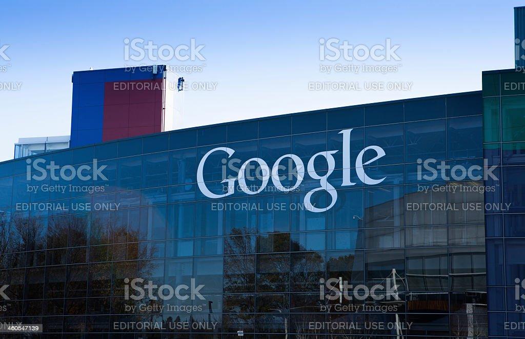 Google - foto stock