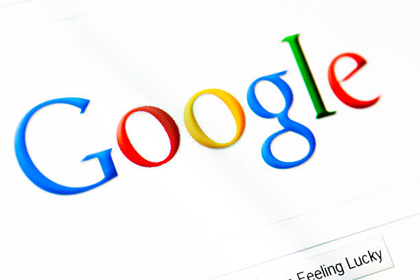 google search page in the internet - google 個照片及圖片檔