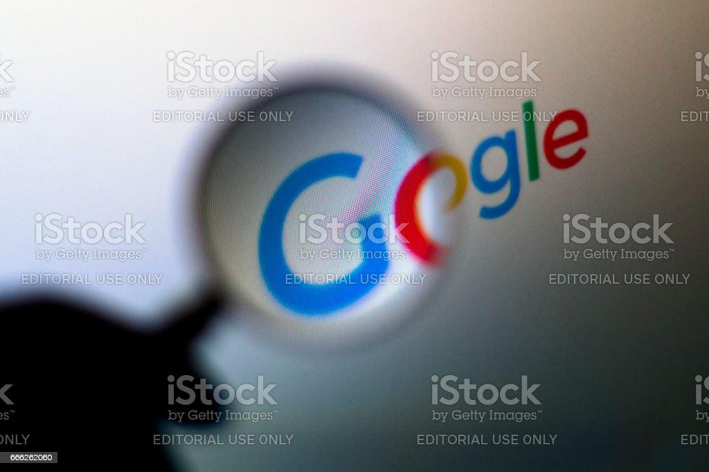 Google search stock photo