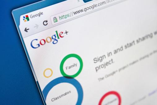 istock Google+ Social Network 458111453