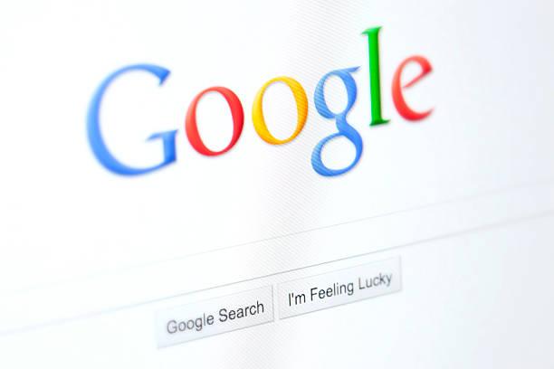 веб-сайт google - google стоковые фото и изображения