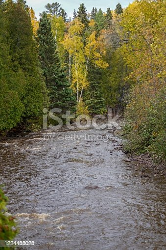876420064 istock photo Gooseberry River in Northern Minnesota 1224488028