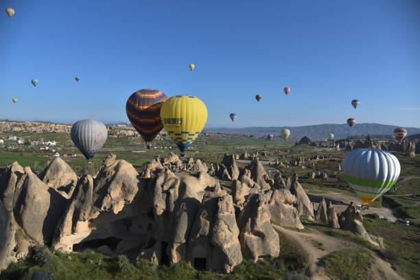 Goreme, Kappadokien, Türkei – Foto