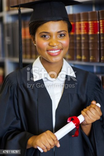 istock gorgeous african american law school graduate 476118281