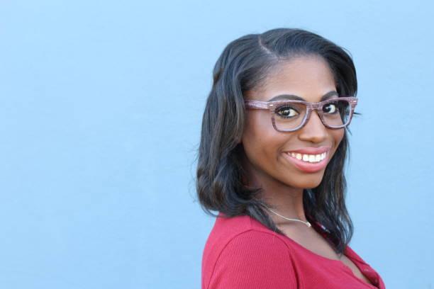 Foto's van mooie zwarte vrouw