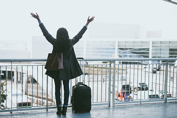 Gorgeous ethnic young adult female traveling through the airport picture id639762248?b=1&k=6&m=639762248&s=612x612&w=0&h=ugcjnkrgyvffrjjdlitcq6 wp1acigjdsl8v8qhw xo=