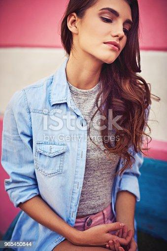 Gorgeous Hair Makes Her Want To Go And Have Fun - Stockowe zdjęcia i więcej obrazów 20-29 lat