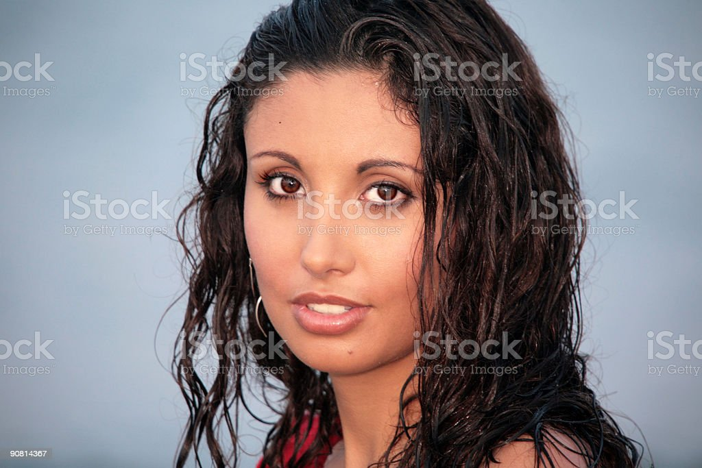 Gorgeous stock photo