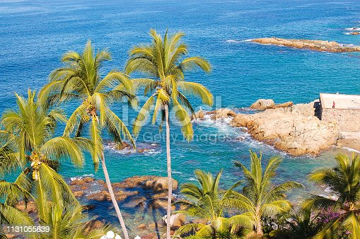 Puerto Vallarta coastline