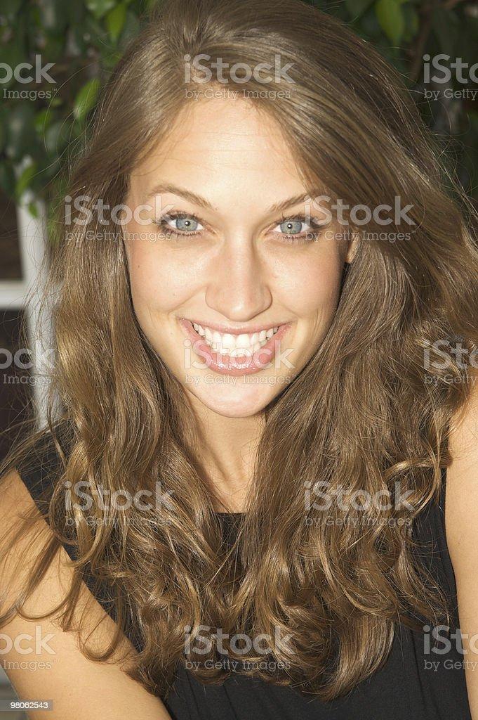 Gorgeous Smile royalty-free stock photo