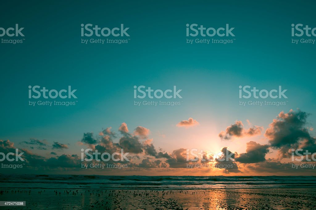 Gorgeous Sunset - Royalty-free 2015 Stock Photo