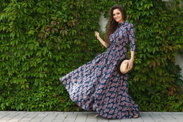 2,119 Maxi Dress Stock Photos, Pictures & Royalty-Free Images - iStock