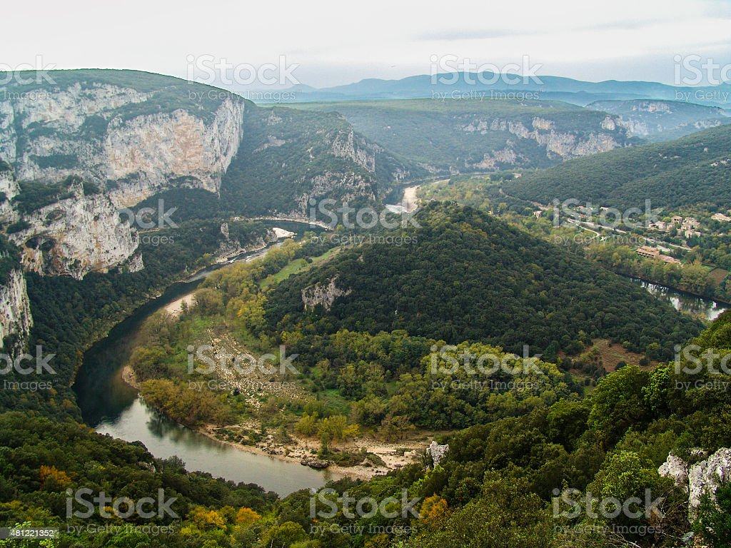 Gorges de l'Ardèche - Photo