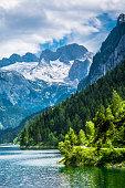 Austria, National Landmark, Europe, Famous Place, Gosau
