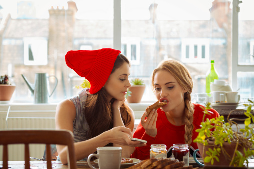 Gossips Stock Photo - Download Image Now