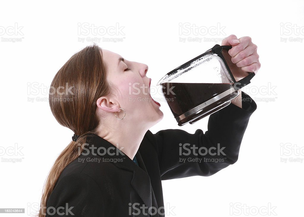 Got Coffee? stock photo