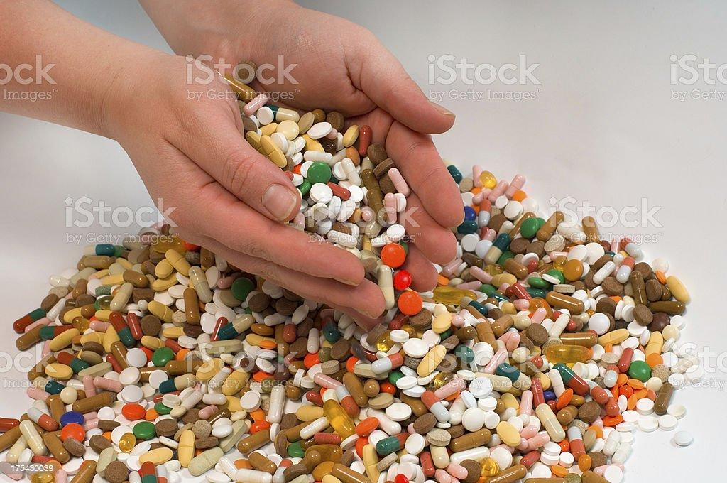 got drugs? stock photo