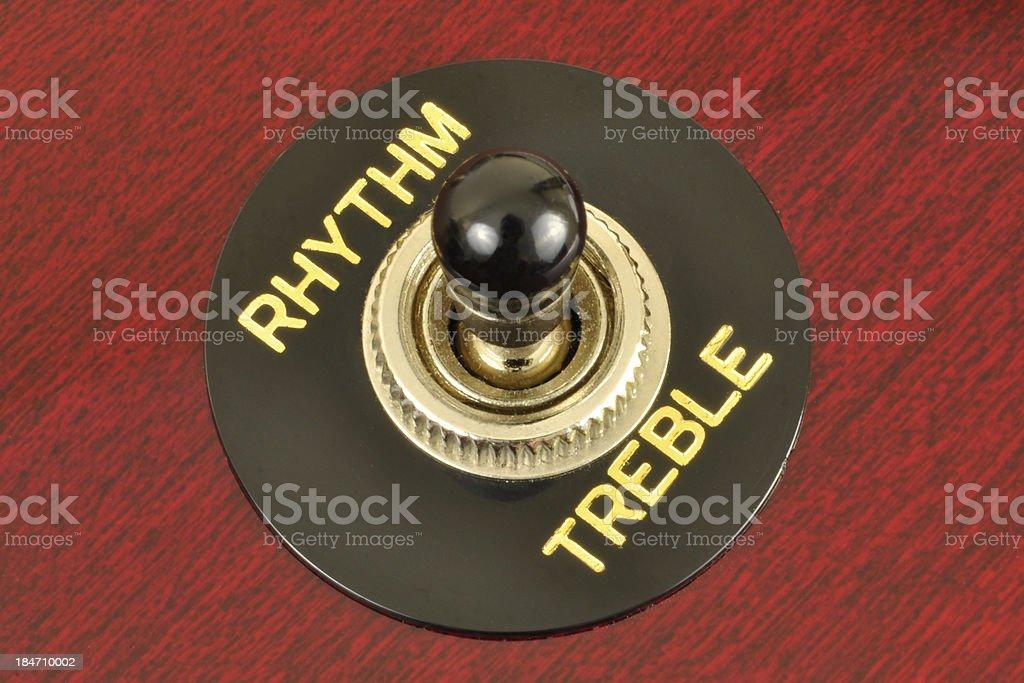 Got Rhythm royalty-free stock photo