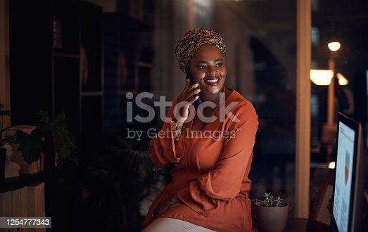 istock I got the deadline done and will be home soon 1254777343