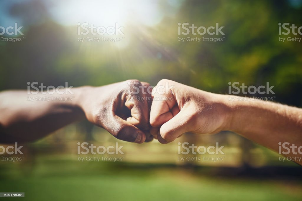 I got you, bro stock photo