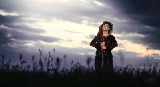 Goth Queen Stock Photo - Download Image Now