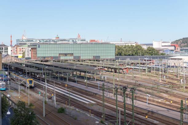 Göteborg-Central – Foto
