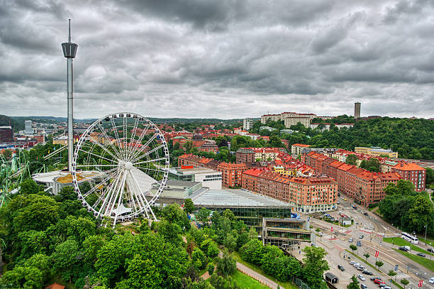 Gothenburg HDR stock photo