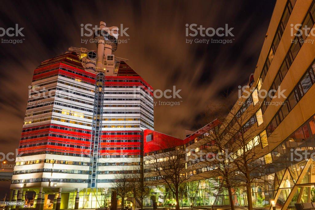 Gothenburg Office Area royalty-free stock photo