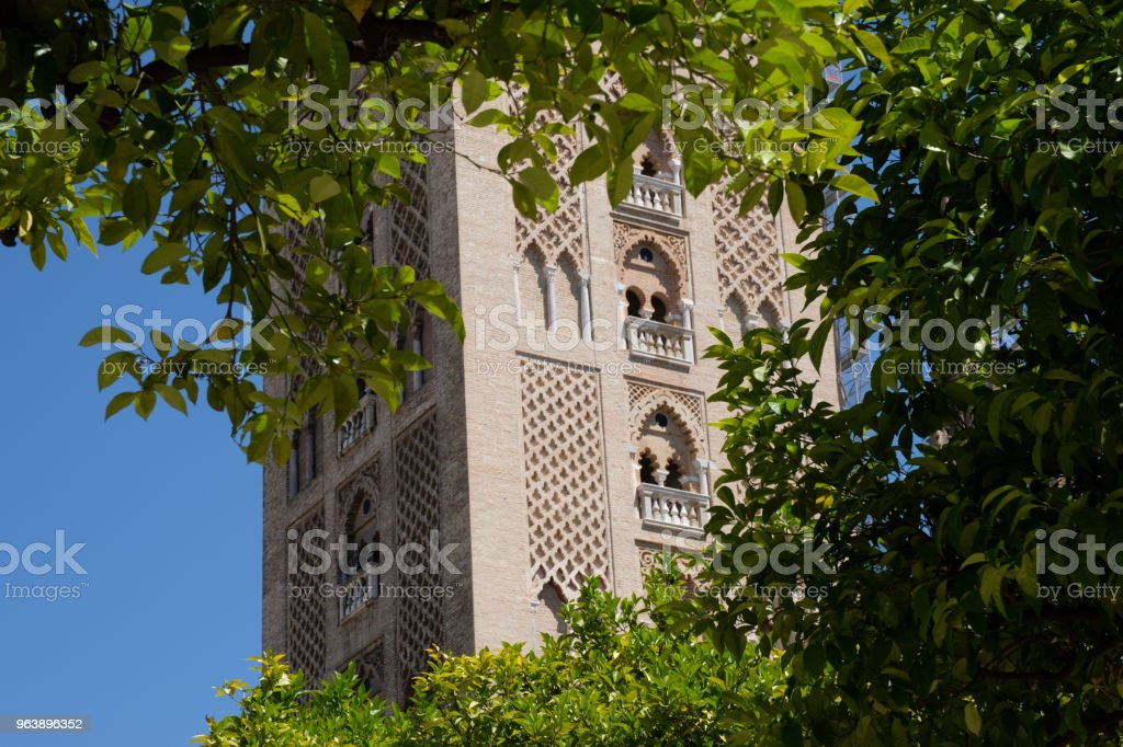 Gotische Kathedrale in Sevilla, Spanien (Andalusien) - Royalty-free Andalusia Stock Photo