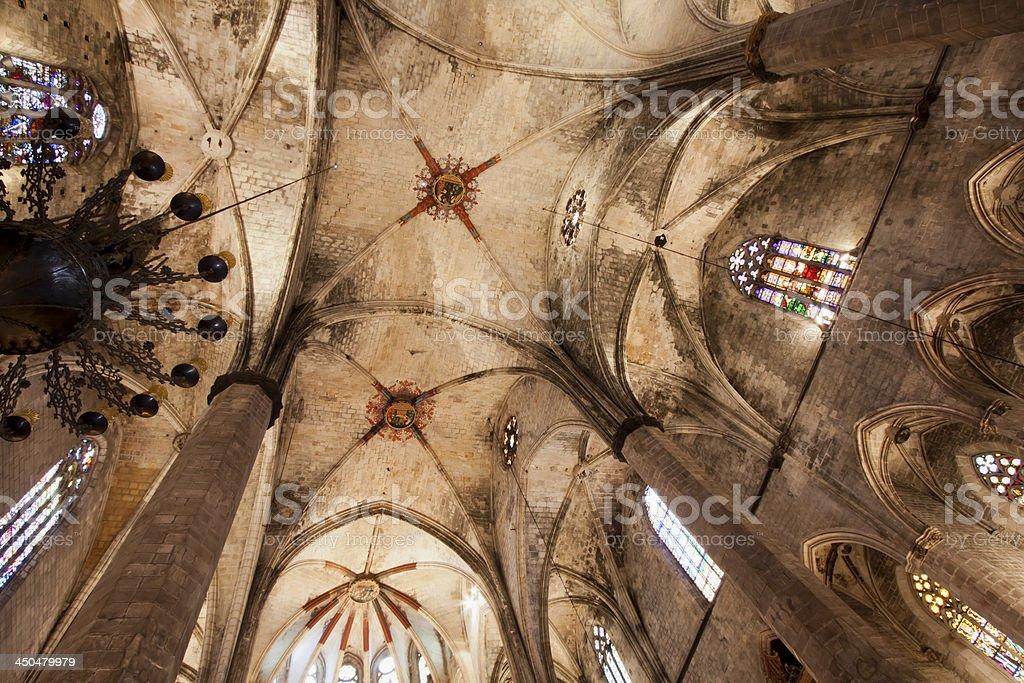 Gothic church royalty-free stock photo