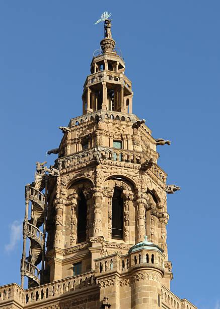 Gotische Kirche tower – Foto